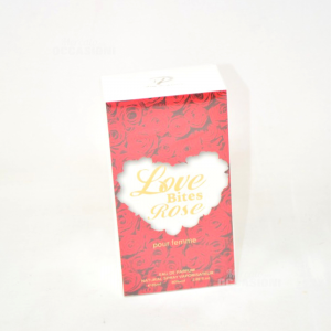 Eau De Parfum Love Bites Rose Donna 85ml