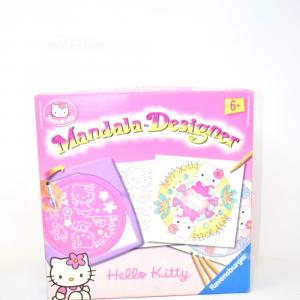 Gioco Mandala Designer Hello Kitty