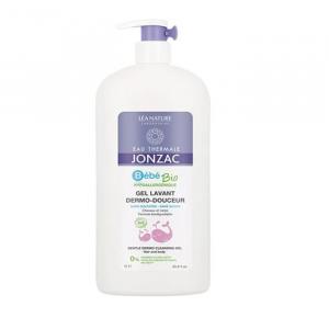 Jonzac Bébé Bio Gentle Dermo-Cleansing Gel 1L