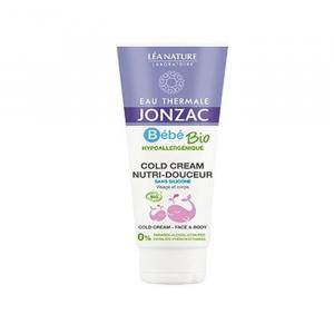 Jonzac Bébé Bio Cold Cream Nutri-Douceur 100ml