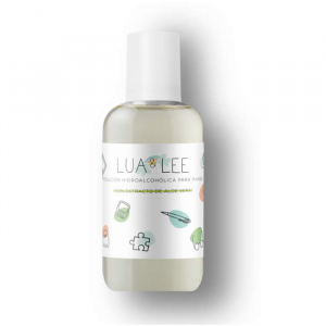 Spray idroalcolico con Aloe Vera per bambini 100ml