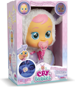 CRY BABIES GODDNIGHT CONEY 93140 IMC TOYS