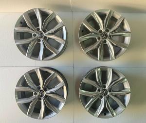 Cerchi In Lega 18 Volkswagen Tiguan Anno 2019 Originale