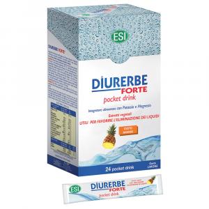 Esi Diurerbe Forte 24 Pocket Drink Ananas