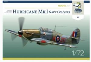 Hurricane Mk I Navy Colours