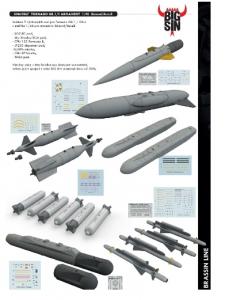 Tornado Gr.1/4 Armament