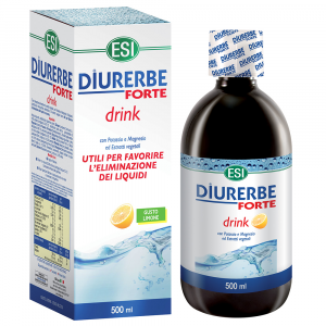 Esi Diurerbe Forte Drink Limone 500 ML