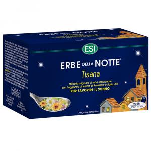 Erbe Della Notte Tisana 20 Filtri