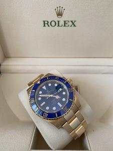 Orologio mai indossato Rolex Submariner Date