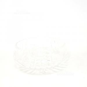 Portafrutta Cristallo 26cm Diametro