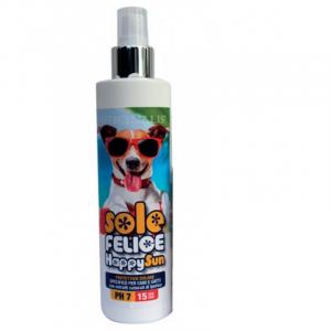 Dalla Grana Happy Sun 250ml Spray protettivo solare per cani e gatti