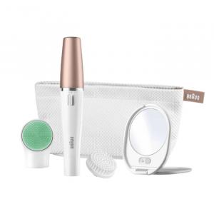 Braun Facial Epilator 851V Premium Multipack