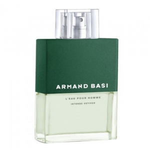 Armand Bassi L'Eau Pour Homme Intense Vetiver Eau De Toilette Spray 125ml