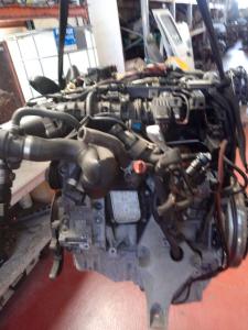 Motore semicompl. usato BMW Serie 3 N47D20C