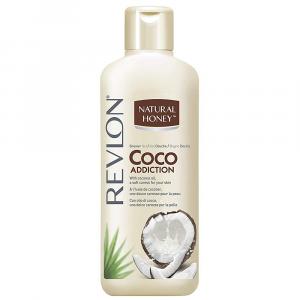 NATURAL HONEY Revlon Coco Addiction Bagnodoccia 650ml
