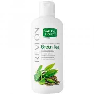 NATURAL HONEY Revlon Green Tea Bagnodoccia 650ml