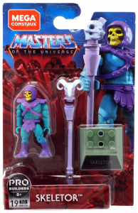 Masters of the Universe - Mega Construx: SKELETOR by Mattel