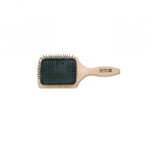 Beter Oak Wood Nylon Paddle Pneumatic Brush