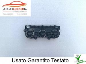 CENTRALINA COMANDI ARIA CONDIZIONATA AUTOMATICO VW TIGUAN ANNO 2019 Originale