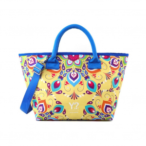 Borsa mare YNot Malibù Shopping media MAL-001S0 Yellow