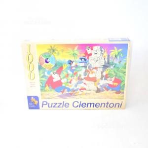Puzzle Clementoni 1000 Pezzi