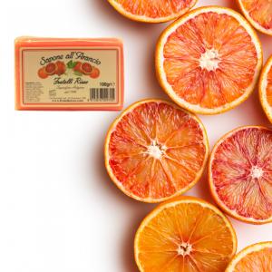 Saponetta all'arancia 100g