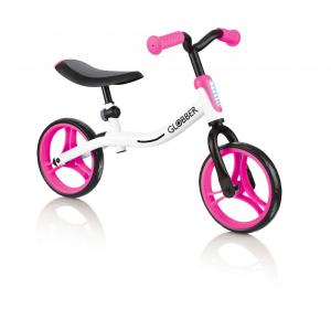 GO BIKE bicicletta senza pedali GLOBBER Bianco/Rosa