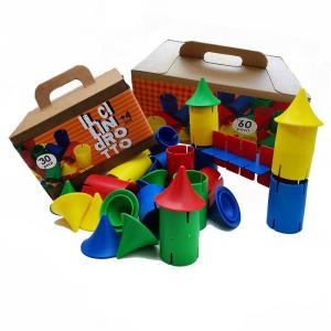 Il CILINDROTTO Costruzioni impilabili per bambini