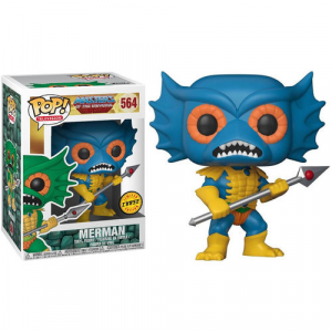 Funko Pop 564: MERMAN (Chase) Masters of the Universe