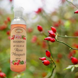 Shampoo olio di rosa mosqueta 250 ml