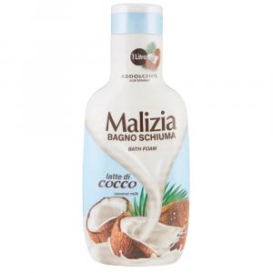 MALIZIA Latte di Cocco Bagnoschiuma 1L