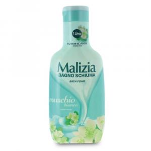 MALIZIA Muschio Bianco Bagnoschiuma 1L