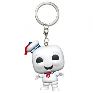 Portachiavi Pocket POP: Ghostbusters Stay Puft