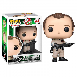 Funko Pop 744: Ghostbusters Dr. Peter Venkman