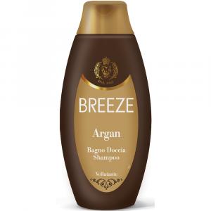 BREEZE Argan Bagno Doccia Shampoo 400ml