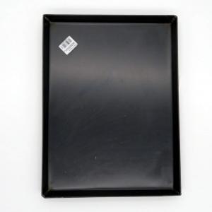 Teglia da forno in ferro blu cm30x23