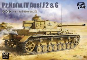 Panzer IV Ausf. F2 & G
