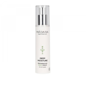 Mádara Deep Moisture Regenerating Night Cream All Skin Types 50ml