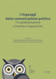 I linguaggi della comunicazione politica