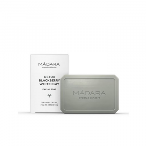 Mádara Detox Blackberry White Clay Facial Soap 75g