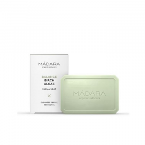 Mádara Balance Birch Algae Facial Soap 75g