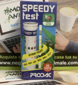 SPEEDY TEST 25 test