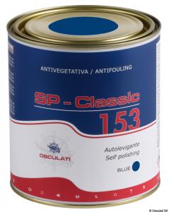 Antivegetativa autolevigante Classic 153 BLU 0,75l - Osculati