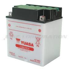 BATTERIE YB30CLB*BATTERY AMP(DRY)