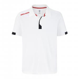Polo Uomo Classic Bianco (L) - SeaDoo