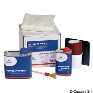 Vetrokit epoxy - Osculati
