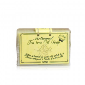 Arganour Sapone Naturale Con Olio Dell'albero Del Tè 100g