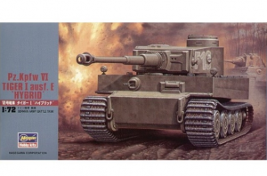 Pz.Kpfw VI Tiger I Ausf. E