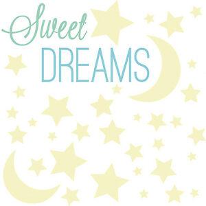 Sweet Dreams Glow in Dark