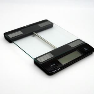 Bilancia cucina digitale ampio display e piatto in vetro